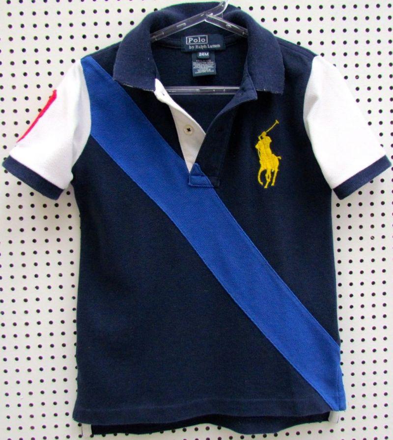 1d38c020779de 3877 - TH-Camisa gola polo Ralph Lauren - H 24 meses 2 anos no Ficou ...