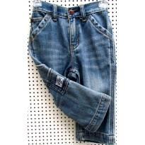 3890 - TH-Calça jeans Gap - H/12-18 meses - 12 a 18 meses - Baby Gap