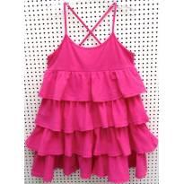 3922 - Vestido pink Ralph Lauren - M/4 anos - 4 anos - Ralph Lauren