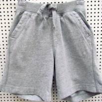 3987 - Bermuda cinza mescla Gap - H/3 anos - 3 anos - Baby Gap