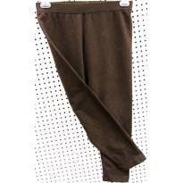 D3983 Calça legging marrom da Gap - M/3 anos - 3 anos - Baby Gap