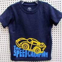 TH - 4001 - Camiseta marinho Carter