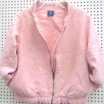 4094 - Blusão rosa Gap 4 anos - 4 anos - Baby Gap