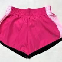 4233 - Short active pink e rosa - Danskin Now - M/6 anos - 6 anos - Danskin Now