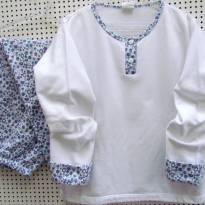 4259 - Pijama duas peças Sonho e Magia -  M/8 anos - 8 anos - Sonho e Magia - BR