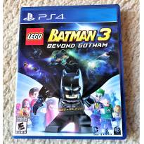 4314 - PLAYSTATION - GAME PS4 - LEGO - BATMAN 3 - Beyond Gotham -  - PlayStation