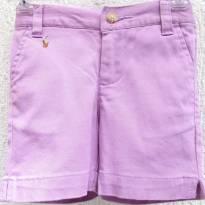 4442-D-Bermuda lilás Ralph Lauren 12 meses - 1 ano - Ralph Lauren