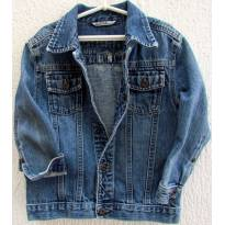 4460-Jaqueta jeans 6 anos - 6 anos - Importada