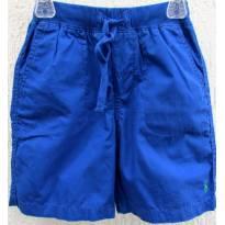 4473-Bermuda azul royal Ralph Lauren 6 anos - 6 anos - Ralph Lauren