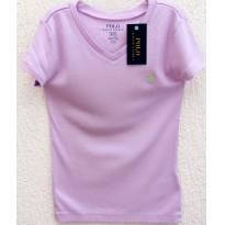 4489-Top lilás Ralph Lauren 7 anos - 7 anos - Ralph Lauren