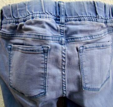 4533- Calça jeans legging Gap - Menina 10 anos - 10 anos - Baby Gap
