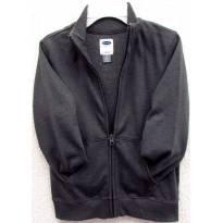 4551-Blusão cinza Old Navy - Menino 6/7 anos - 6 anos - Old Navy