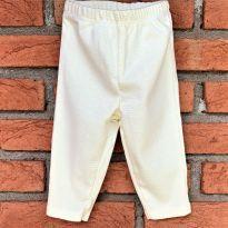 4656 - Calça legging listradinha Carter`s - menina 6 meses - 6 meses - Carter`s