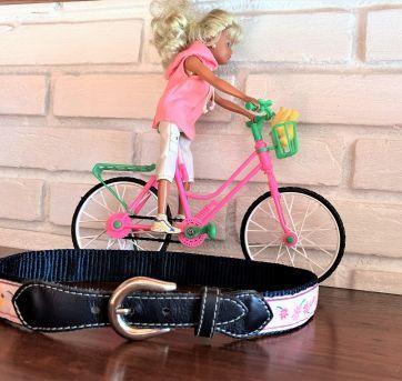 4736 - Cintinho  da Barbie – regulável entre 58 e 60 cm. - Sem faixa etaria - Importado