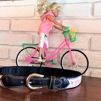 4736 - Cintinho  da Barbie – regulável entre 58 e 60 cm.