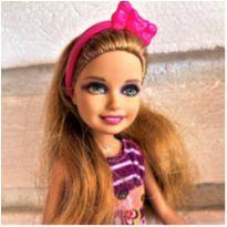 4814 - Stacie – irmã da Barbie  – Mattel edição 2013 – 24 cm. -  - Mattel