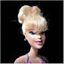 4803 - Barbie Bailarina- Azul – Mattel edição 2011 -  - Mattel