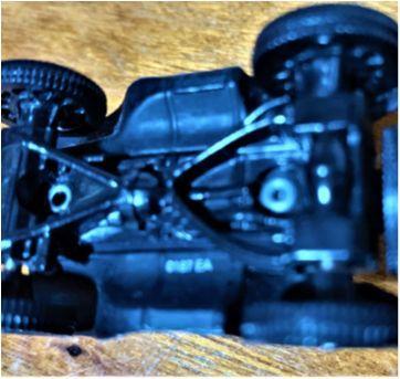 4824 - Lizzie – a adorável personagem The Cars. - Sem faixa etaria - Disney
