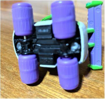 4830 -  Buzz Lightyear - agora personagem The Cars - Sem faixa etaria - Disney