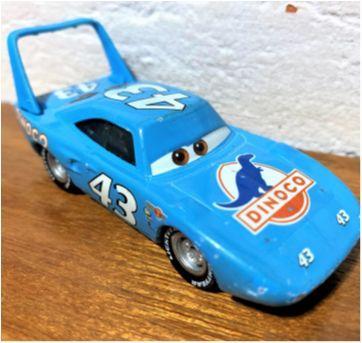 4832 - The King … um vencedor da série The Cars - Sem faixa etaria - Disney
