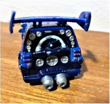 4826 - DJ … o personagem musical da série The Cars. - Sem faixa etaria - Disney