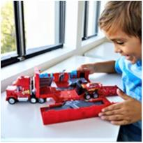 4817 - Mack Hauler - McQueen Truck – (a jamanta do MacQueen) -  - Disney