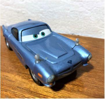 4827 - Fin McMissile – um agente secreto na série  The Cars - Sem faixa etaria - Disney