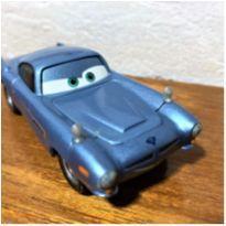 4827 - Fin McMissile – um agente secreto na série  The Cars -  - Disney