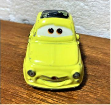 4829 - Luigi … o vendedor de pneus - Sem faixa etaria - Disney