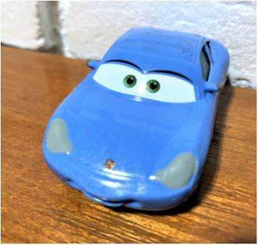 4831 - Sally – a Porsche Carrera The Cars - Sem faixa etaria - Disney