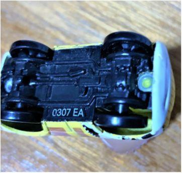 4842 - Woody – agora como carro em  Radiator Spring - Sem faixa etaria - Disney