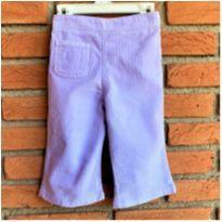 4874 - Calça lilás Wonder Kids – menina 12 meses - 1 ano - Wonder Kids - USA