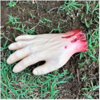 4888 - Halloween Importado – réplica de mão sangrenta -  - Importado