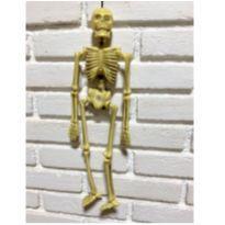 4896 - Halloween Importado – Esqueletinho para pendurar – 0,40 cm. -  - Importado