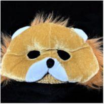 4902 - Halloween Importado – Máscara de leãozinho - Único - Importada