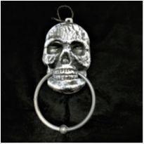 4895 - Halloween Importado – Caveira para porta -  - Importado