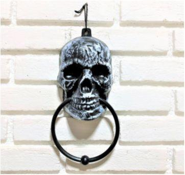4895 - Halloween Importado – Caveira para porta - Sem faixa etaria - Importado