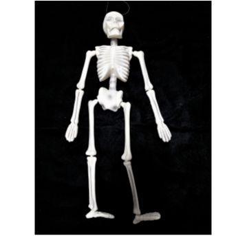 4897 - Halloween Importado – Esqueletinho para pendurar – 0,40 cm. - Sem faixa etaria - Importado