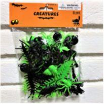 """4917 - Halloween Importado – Pacote de """"Criaturas"""" – 36 peças -  - Importado"""