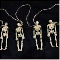 4907 - Halloween Importado – Esqueletos pendurados -  - Importado