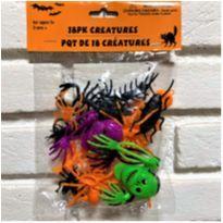 """4915 - Halloween Importado – Pacote de """"Criaturas"""" – 18 peças -  - Importado"""