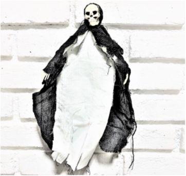 4911 - Halloween Importado – Caveirinha tenebrosa - Sem faixa etaria - Importado