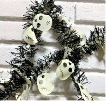 4920 - Halloween Importado – Festão de Halloween - Sem faixa etaria - Importado