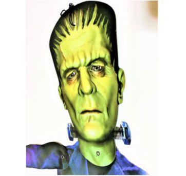 4918 - Halloween Importado – Frankstein - Sem faixa etaria - Importado