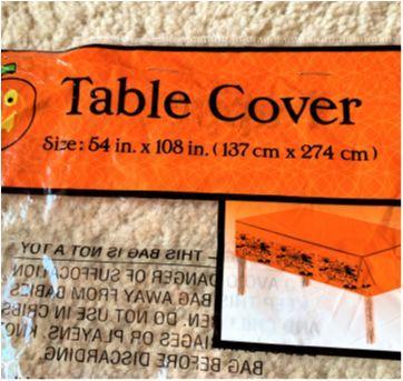 4927 - Halloween Importado - toalha de mesa - Sem faixa etaria - Importado