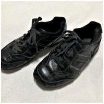 4970 - Tênis Skechers preto – Menino 4.5/USA – 33/BR – 23.5 cm. - 33 - Sckechers