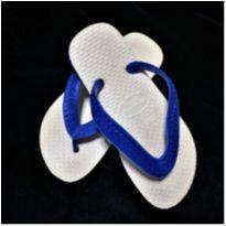 4985 - Sandália Havaianas azul royal  –Unissex 27/28 - 27 - Havaianas