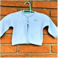 5003- Casaquinho azul Bibe – Menino 0 a 3 meses - 0 a 3 meses - BIBE