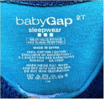5023 - Pijama duas peças Baby Gap – menino 2 anos – Dog verão - 2 anos - Baby Gap
