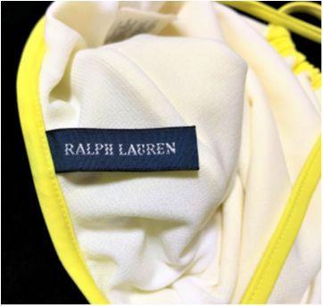 5037 - Maiô amarelinho Ralph Lauren – menina 3 anos - 3 anos - Ralph Lauren